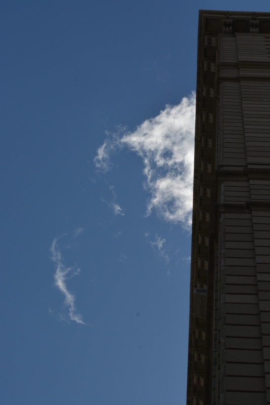 Nuvola a New York - Cloud in New York