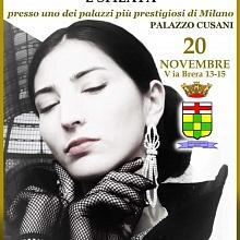 SFILATA DI ANTONIO OLIVER PALAZZO CUSANI MILANO 2019