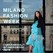 FASHION WEEK 2020 MILANO  MARIA GIOVANNA COSTA