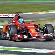Formula 1 2014 Monza