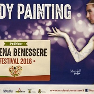 Modena Body Painting 2016