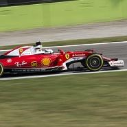 Formula 1 2016 Panning Monza