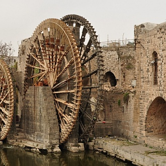 Siria - Immagini dal Tempo - Syria Images from Time