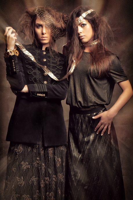 Sara & Alessia GOLDEN