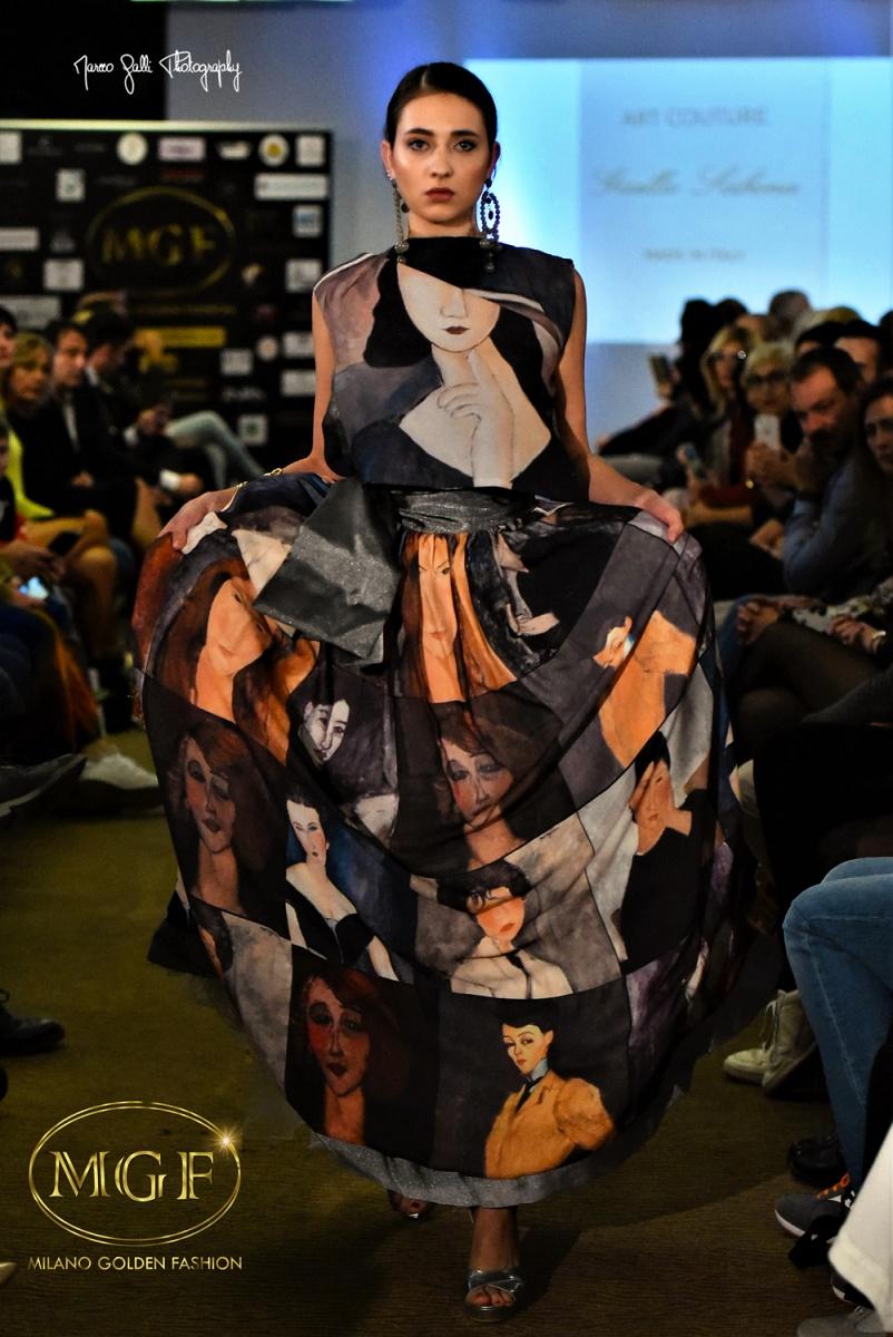 SFILATA GISELLA SIBONA presenta il progetto ART COUTURE 2019