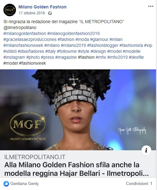 Fashion Week Milano 2019 Il Metropolitano