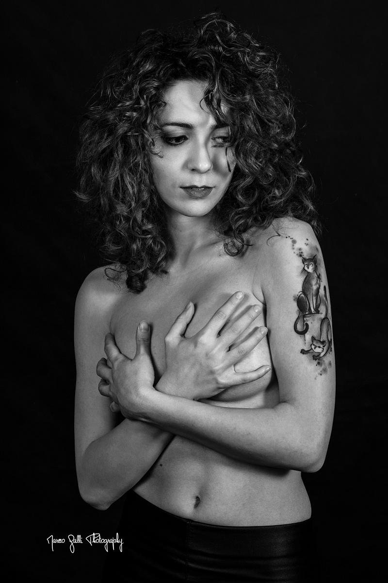Nudo in Studio