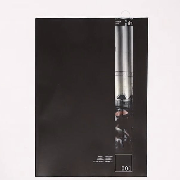 Fanzine 001 #1