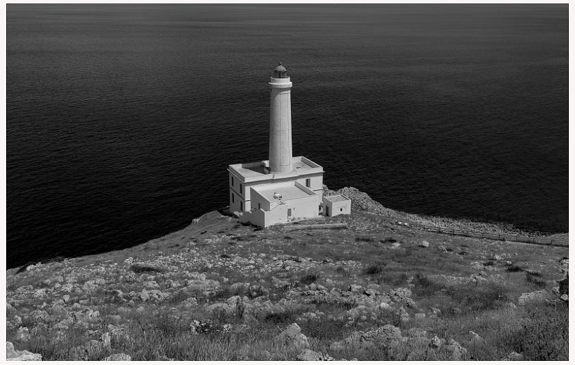 """Otranto """"Punta Palascia faro"""""""
