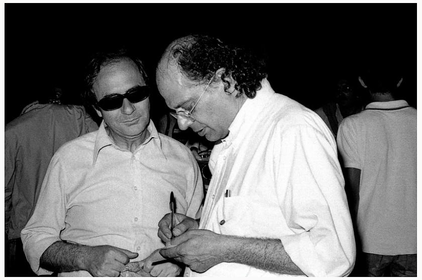 Roma-Castelporziano, Allen Ginsburg 1979
